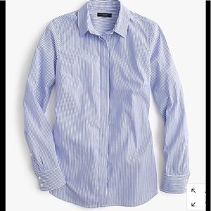 J Crew Favorite Shirt in Stripe